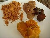 澎湖摩托車日記20090704~DAY5 馬公市區 (完):因為前一天腸胃炎,所以我選擇中式早餐~稀飯配小菜.金瓜好吃~