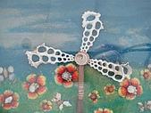 澎湖摩托車日記20090704~DAY5 馬公市區 (完):貝殼做的風車~
