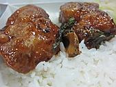 100-05-13午餐:好吃哦!三杯雞~~流口水