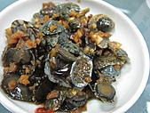 100-05-13午餐:但是...大姐最近開刀,不能碰醬油....會留下疤痕...只好章魚梅自己吃下二杯....