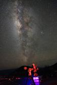 天文攝影:毛納基山天文台遊客中心銀河