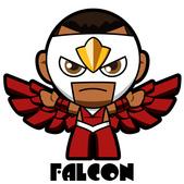 (素材)marvel:falcon.png