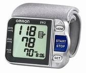 OMRON電子血壓計:OMRON手腕電子血壓計IW2(日製)
