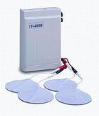 中頻機/低週波治療器/電療器:雅博IF 4000 中頻物理治療器