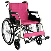 :康揚輪椅KM-1505『春、夏二用』