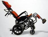 輪椅/代步車:康揚輪椅仰樂多505『氣壓式挺仰設計』