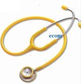 3M聽診器/Spirit聽診器:spirit專業級豪華不銹鋼雙面聽診器CK-S601P(成人)