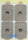 中頻機/低週波治療器/電療器:紐扣型貼片40X40