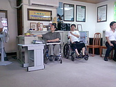 飛鷹人超級任務首次記者會 95-08-22:天地鷹周二銘博士擔綱線上互動與現場講解