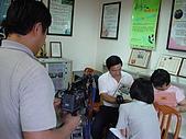 飛鷹人超級任務首次記者會 95-08-22:謝謝大愛的攝影師