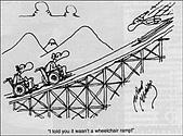 95/12/22的歷史回顧紀錄:沒關係 這坡道是專為部落客設計的