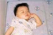 2006年中~年底:弟弟~睡覺姿勢