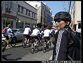 2008.3.01,大甲-新港128km萬人崇bike騎:jack說, 大家跟緊一點啊..