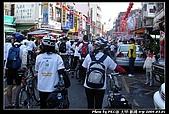 2008.3.01,大甲-新港128km萬人崇bike騎:人太多, 塞車了