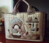 手作提包:烘焙娃娃手提包