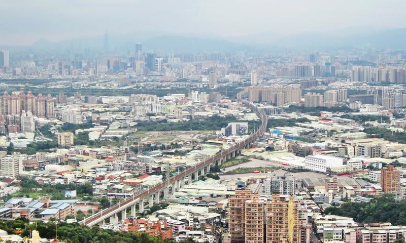 15-俯瞰高鐵.JPG - 大同山