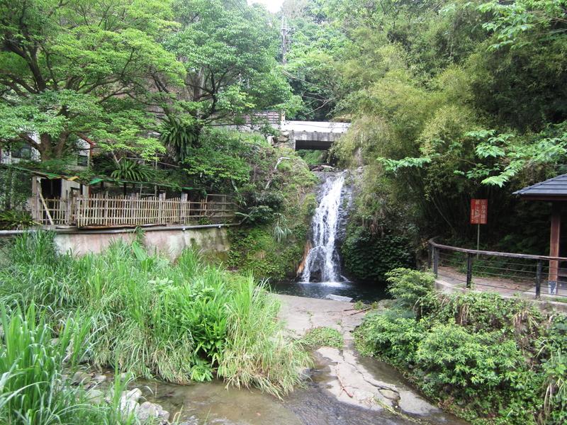 10-豐鄉瀑布.JPG - 一日單車環島