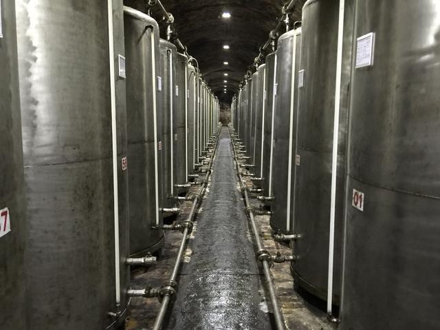 14-高粱酒窖.JPG - 馬祖酒廠、八八坑道