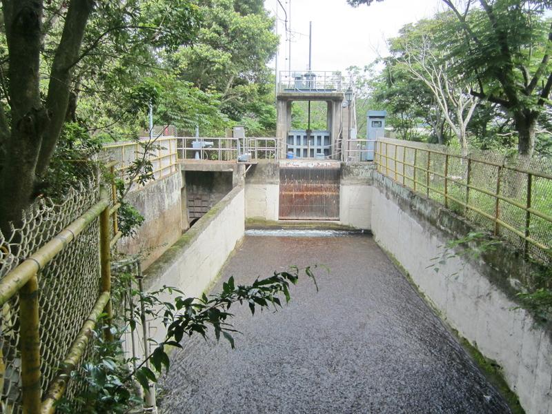11-軟橋電廠進水口.JPG - 大山北月