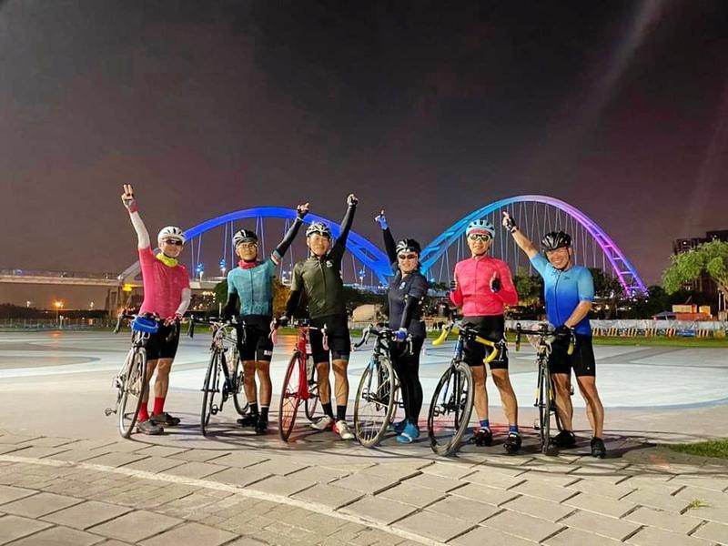 43-新月橋終點.JPG - 一日單車環島