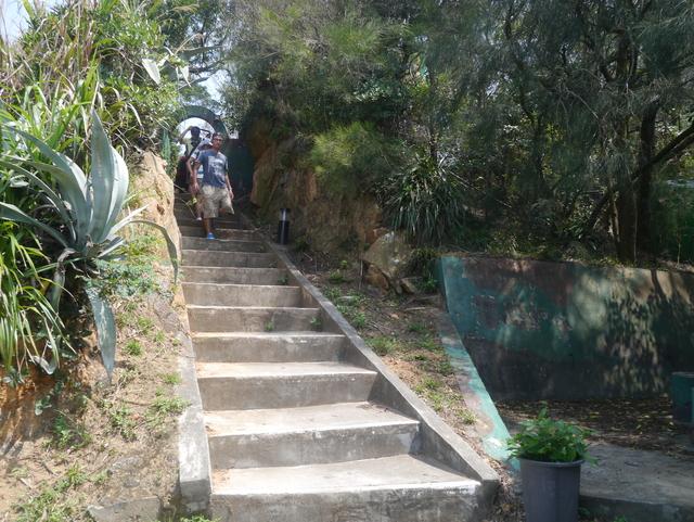 8-營區階梯.JPG - 牛角12據點