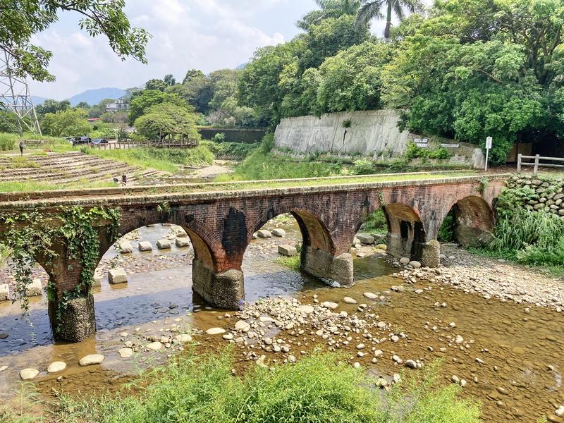 27-大平紅橋.JPG - 三坑紅橋