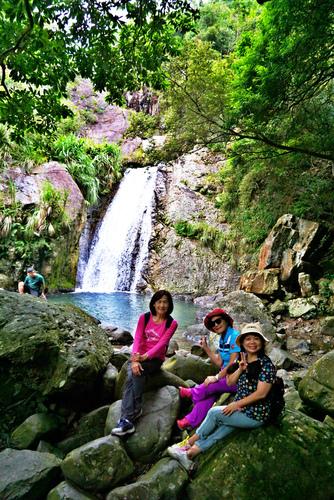 1 - 宜蘭小覓秘~猴洞坑瀑布