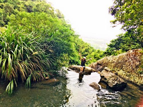 12 - 宜蘭小覓秘~猴洞坑瀑布