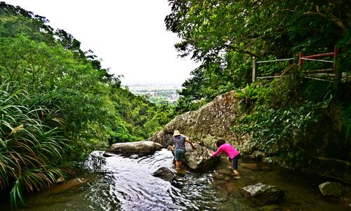 8 - 宜蘭小覓秘~猴洞坑瀑布