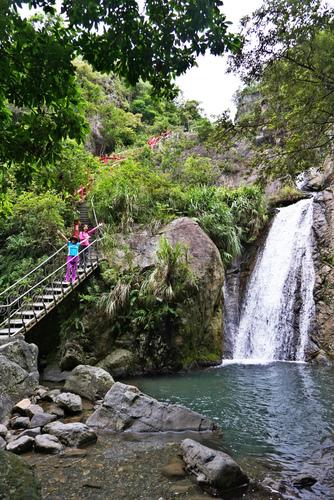 6 - 宜蘭小覓秘~猴洞坑瀑布