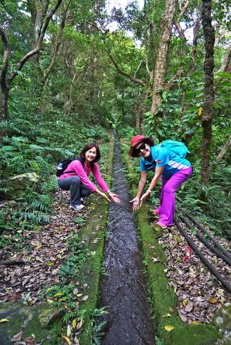 4 - 宜蘭小覓秘~猴洞坑瀑布