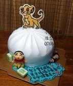 立體造型蛋糕(尚未分類):LQ76609獅子蛋糕+包子蛋糕功+小啾媽麻造型蛋糕+台中造型蛋糕+辛巴蛋糕.jpg