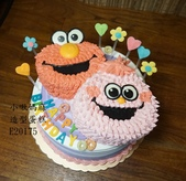 2D蛋糕(尚未分類):LE20175芝麻街+ moppy蛋糕+Elmo蛋糕+台中造型蛋糕+小啾媽麻造型蛋糕.jpg