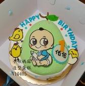 平面蛋糕(尚未分類):LV10405周歲寶寶蛋糕+小啾媽麻造型蛋糕+台中造型蛋糕+柚子蛋糕.jpg