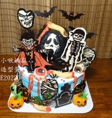 2D蛋糕(尚未分類):LE20230萬聖節蛋糕++小啾媽麻造型蛋糕+台中造型蛋糕+HALLOWEEN CAKE+HALLOWEEN CAKE+吸血鬼蛋糕.jpg