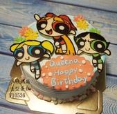 平面蛋糕(尚未分類):LV10536飛天小女警+小啾媽麻造型蛋糕+台中造型蛋糕+飛天小女警蛋糕.jpg