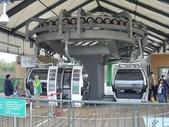 日本愛知博覽會~趕市集嚕:展場與展場間的'免費'纜車