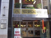 全球麥當勞集錦:麥當勞紐約總店4.JPG