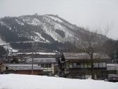 童話般的日本合掌村:寧靜的村落