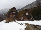 童話般的日本合掌村:民宿