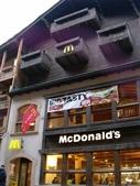 全球麥當勞集錦:瑞士麥當勞