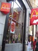 全球麥當勞集錦:麥當勞紐約總店3.JPG
