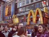 全球麥當勞集錦:時代廣場的麥當勞
