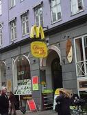 全球麥當勞集錦:丹麥哥本哈根市區麥當勞