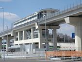 日本愛知博覽會~趕市集嚕:為博覽會所建立的捷運