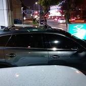 Mazda車系安裝範例:Mazda CX9黑色板版本車頂架(Whispbar Flushbar).