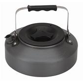 露營裝備:Fire Maple硬質氧化黑鋁茶壺