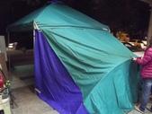 露營裝備:噴火龍-鋁合金客廳帳+側掛帳