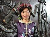 個人照集錦:像不像原住民部落的婦女?