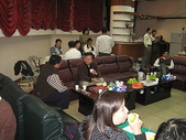 校園寫真集:990106班際聯誼餐會